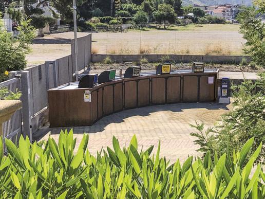 Installazione a Porto di Cetraro (CS)